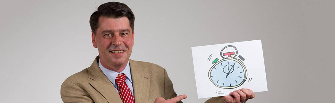 Ludwig Herget, professionally saving time for our clients