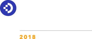 DocuWare Gold Partner Logo